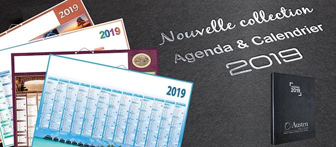 Agendas calendriers